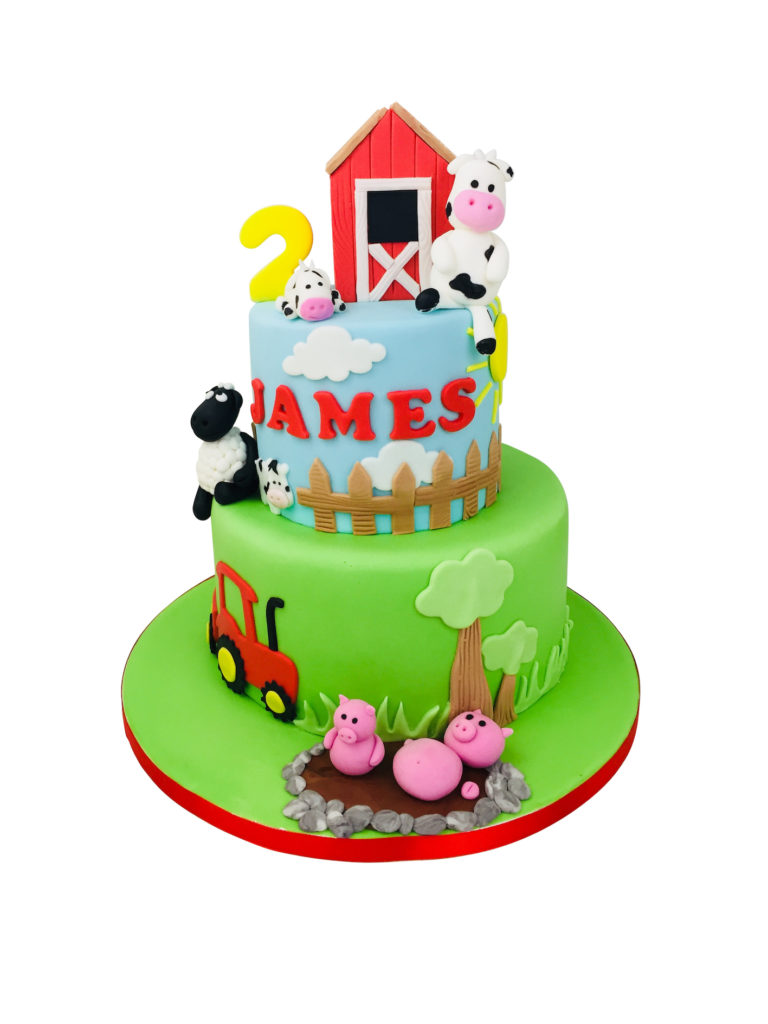 Awesome Birthday Cakes For Children Sweet Celebration Personalised Birthday Cards Beptaeletsinfo