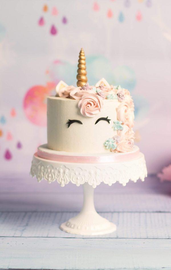 Unicorn Smash Cake Sweet Celebration