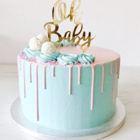 Baby shower/baby's cakes