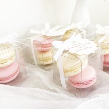 macarons gift box